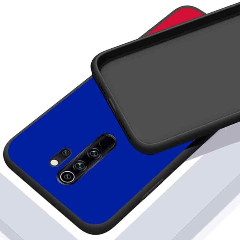 Xiaomi Redmi için not 9 9S Max telefon kılıfı Vintage haiti bayrak geri Xiaomi 8T 8 7 6 5 Pro 5A 4X 4 siyah telefon kapağı