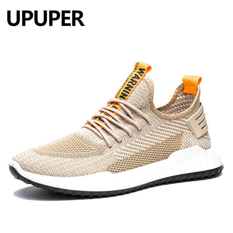 Moda koşu ayakkabıları erkekler Sneakers eğitmenler spor ayakkabılar erkekler hafif atletik ayakkabı koşu Sneakers erkekler sepeti Homme