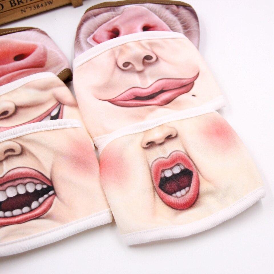 Surmasques fantaisie pour adultes et enfants.grimace