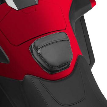 Motocykl 6 #8222 x 5 #8221 x 1 5 #8222 Tour Tank torba typu worek dla Honda GoldWing złote skrzydło GL1800 1800 2018-2020 2019 tanie i dobre opinie For Honda GL1800 2018-2020 Skóra i torby siodle TCMT 0inch CN (pochodzenie) as show XF-GL1952-B