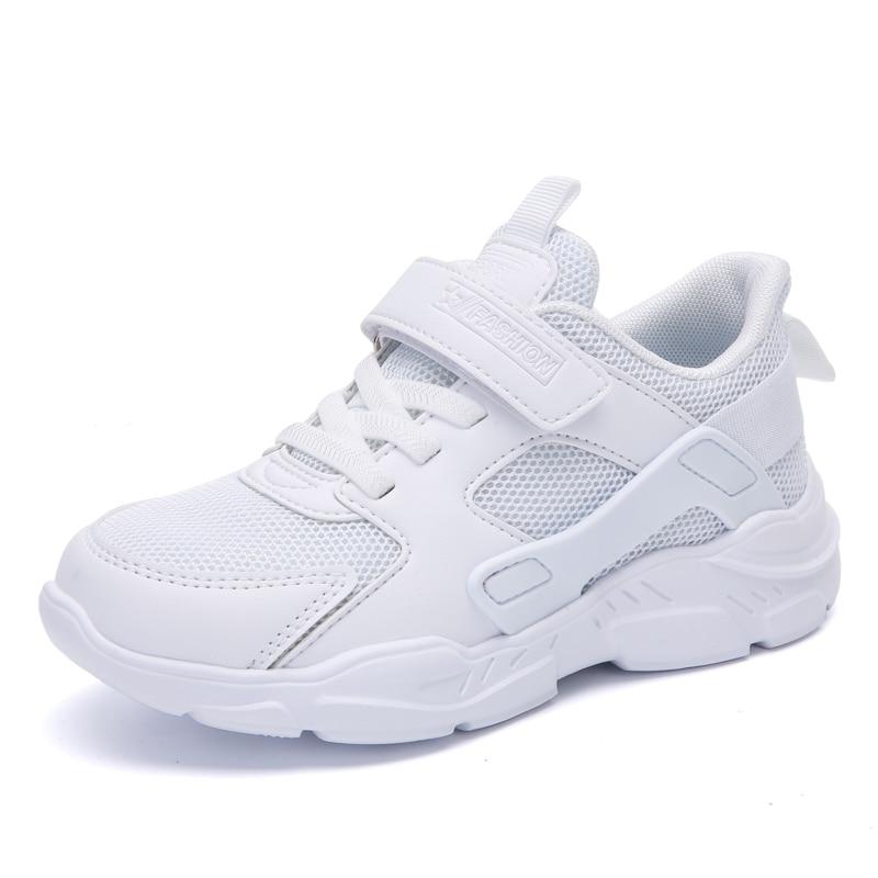 childrens slip on trainers