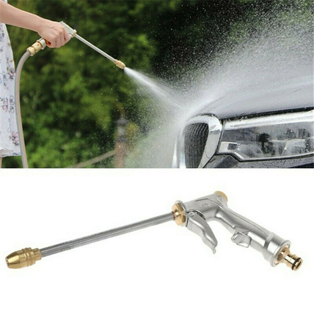 High Pressure Power Water Gun Car Washer Jet Garden Washer Hose Nozzle Washing Sprayer Watering Spray Sprinkler Cleaning Tool 1