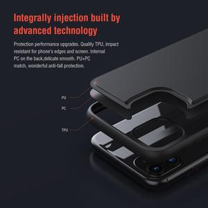 Image 5 - For iPhone 11 pro max Case Cover NILLKIN magic case pro matte hard soft back cover Mobile phone black shell For iPhone 11 pro
