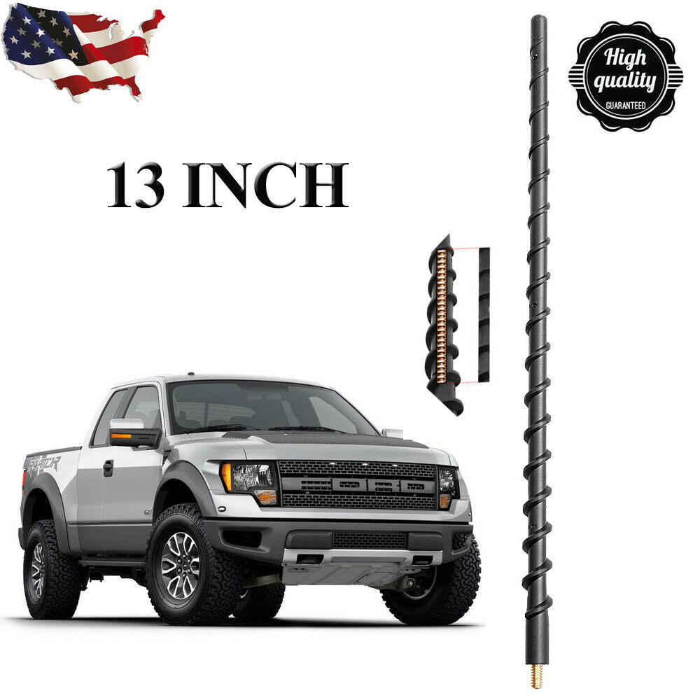 4 inches Stubby Antenna Replacement Fit for Ford F-250 2009-2019 Trucks Accessories