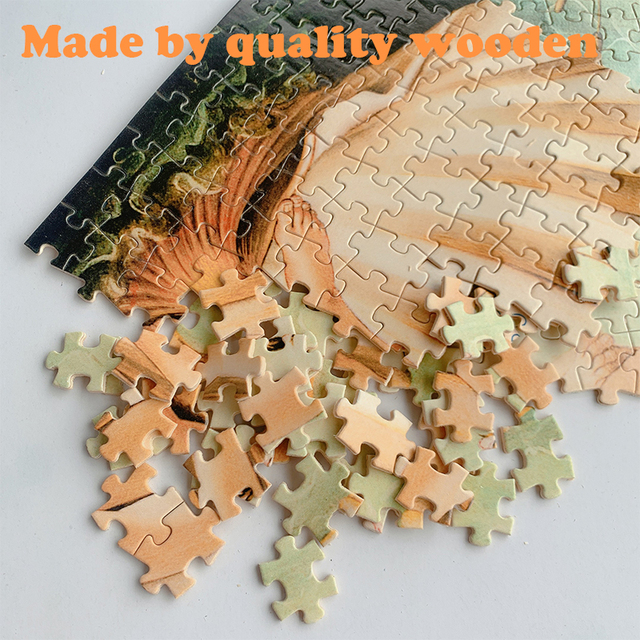 Dragon Customized Ball DIY Jigsaw Puzzles 1000 Pieces Wooden Quality Puzzle Toys Adults Japan Cartoon Anime 1000 Pieces Puzzles 2