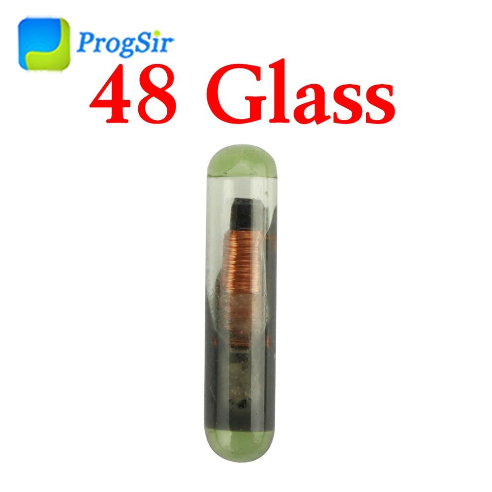 Genuine ID48 TP08 Glass Chip
