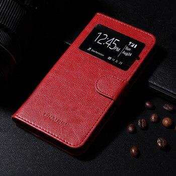 Skórzane etui z klapką etui na Lenovo S5 K520 Z5S K5 Play K10 Plus K6 uwaga K53a48 etui na Lenovo Z6 Lite portfel biznesowy na telefon
