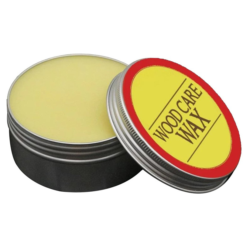 Wooden Furniture Care Wax Practical Wood Care Wax Solid Wood Maintenance Nutrition Wax 200g Aluminum Canned material 30AUG26 (3)