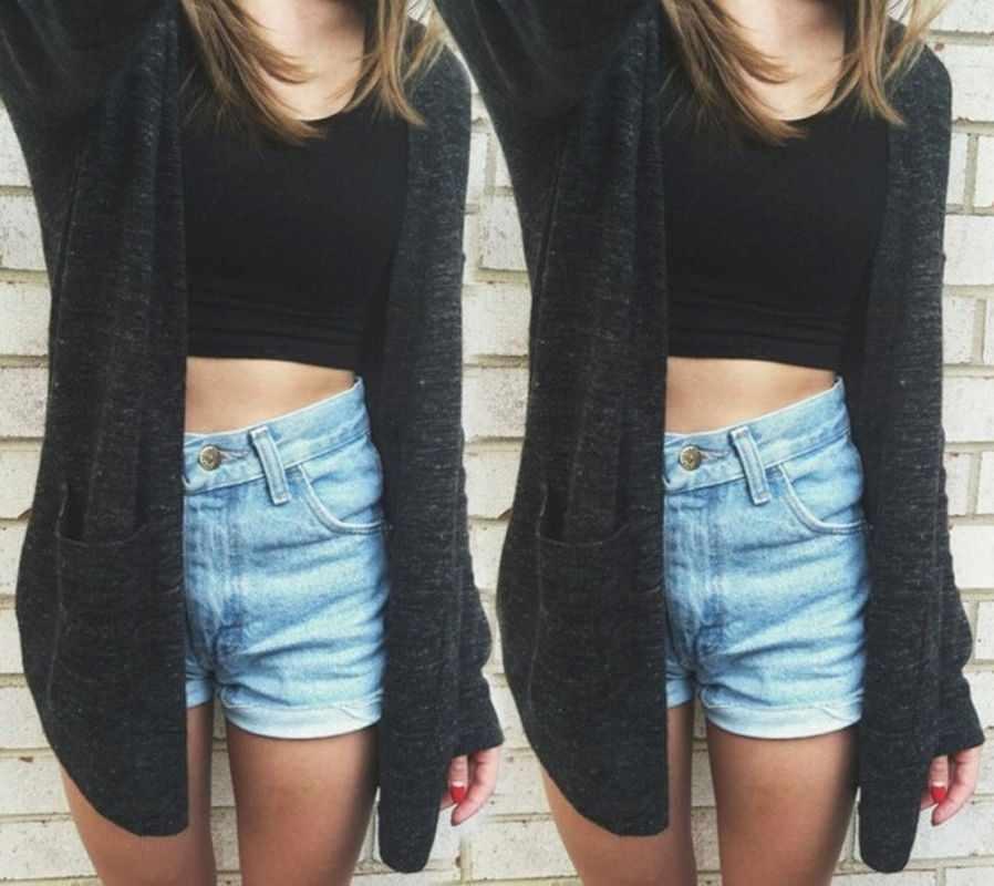 가을 겨울 니트 카디건 여성 긴 소매 무성한 스웨터 포켓 아웃웨어 코트 자켓 숙녀 기본 블랙 스웨터