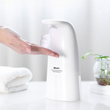 Soap-Dispenser Foaming Touchless Kitchen Automatic Hand-Washing-Device Bathroom Recableght