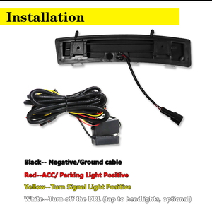 Image 3 - iJDM Front Bumper Switchback White&Amber LED Running Lights Turn Signal For 2006 2009 Nissan 350z LCI,Exact Fit Bumper Reflector