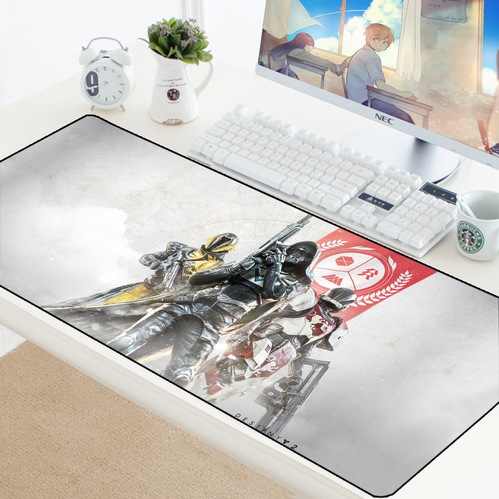 Rubber Mouse Mat Pad Keyboard Computer Gamer Gaming Mouse Pad Rubber Locking Edge XL Large Mousepad Laptop Desk Mats For Dota 2