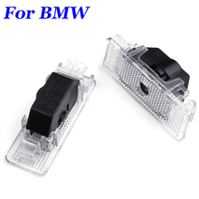 Voor Bmw X5 E53 E39 5 Serie Z8 E52 528i 2 Stuks Led Logo Light Ghost Shadow Projector Lamp Auto deur Welkom Licht Auto Styling