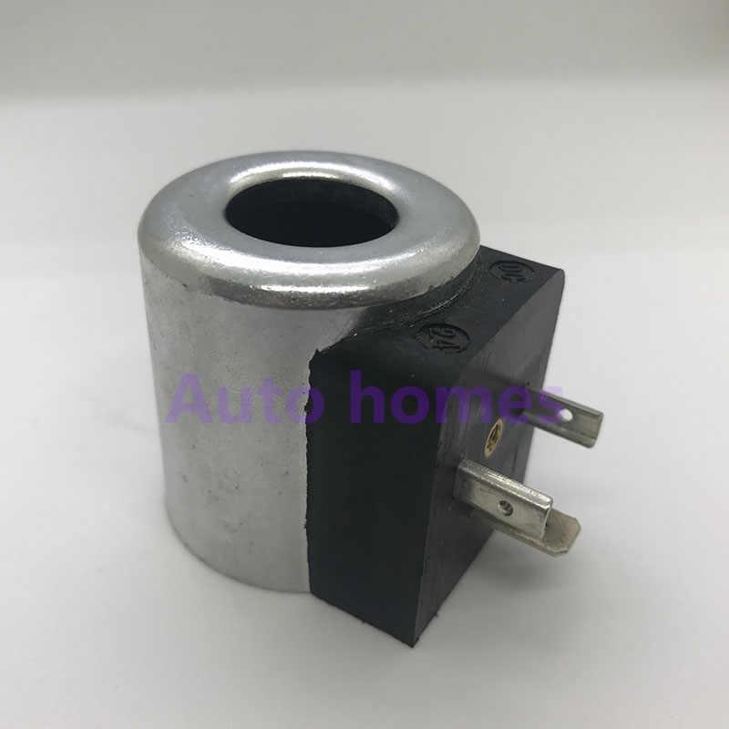 Hydac Hydraulische Pomp Magneetventiel Spoel Lonking Graafmachine Magneetventiel Spoel DC24V Binnendiameter 18 Mm Hoogte 40 Mm