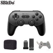 8Bitdo SN30 Pro + Bluetooth Tay Cầm Chơi Game Không Dây Điều Khiển 8Bitdo SN30 Pro Plus Cho Windows Android MacOS Máy Nintendo Switch hơi Nước(China)
