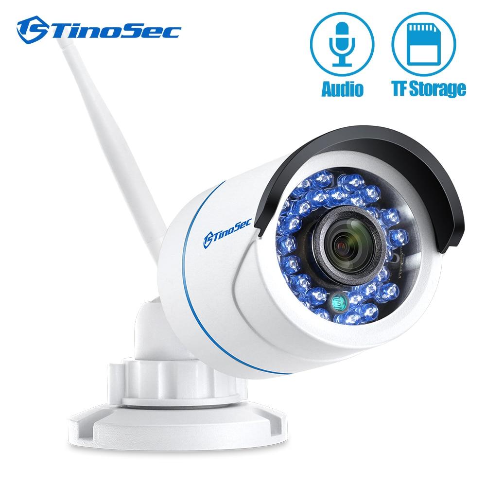 Tinosec 1080P IP Kamera Wireless Home Sicherheit Kamera Überwachung Kamera Wifi Bewegungserkennung Außen Wasserdichte Kamera CCTV