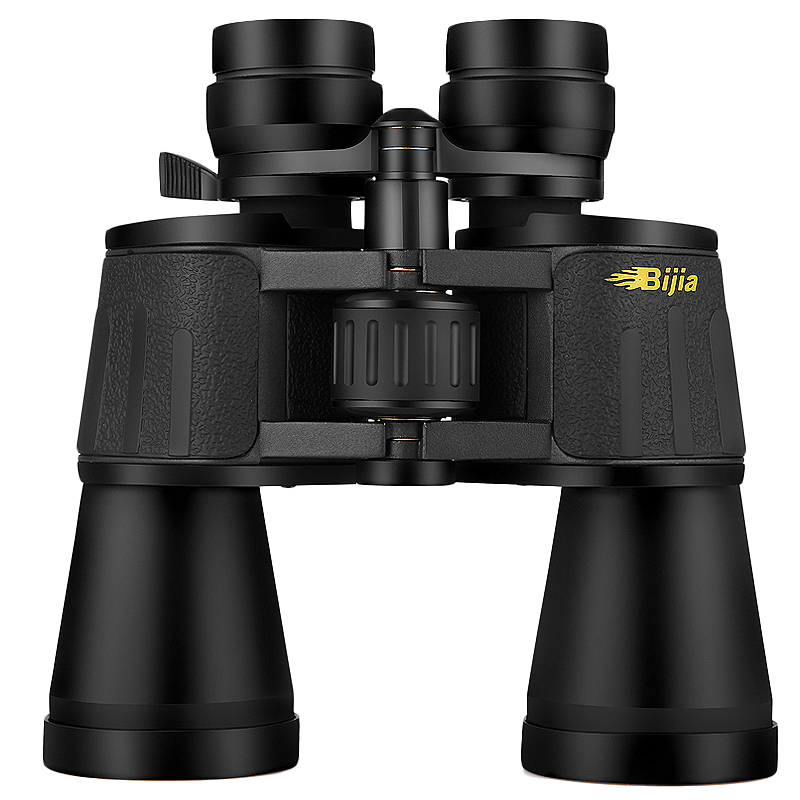 <font><b>Bijia</b></font> <font><b>10</b></font>-<font><b>120X80</b></font> Professional Zoom Optical Hunting Binoculars Wide Angle Camping Telescope With Tripod Interface image