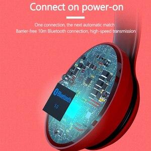 Image 4 - Lenovo Bluetooth,ワイヤレスコンピューター,ノイズキャンセル,hifi,ゲーム用の耳かけ型ヘッドセット