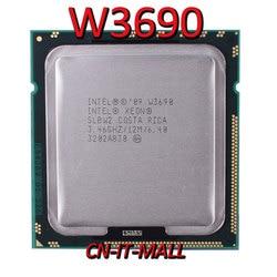 Pull Xeon W3690 CPU 3,46 GHz 12M 6 Core 12 ThreadsProcessor