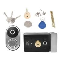 WAFU Smart Fingerprint Lock Electric Lock Door Entry Lock Smart Home Villa Office Access Control Security System