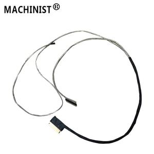 Видео экран гибкий провод для hp OMEN II 17-W 2plus 17-AB 40pin ноутбук ЖК-светодиодный LVDS лента для показа кабель DD0G37LC200