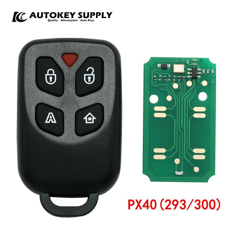 AKBPCP100 AUTOKEYSUPPLY авто-Стайлинг дистанционного ключа подать заявку на позитронная сигнализация Системы Px40-Dual программа (293/300)