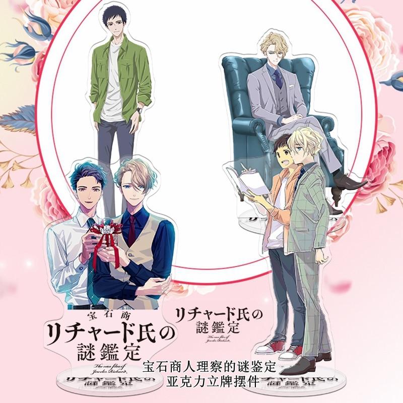 Saiki Kusuo Cosplay Acrylic Stand Figure Anime The Disastrous Life of Saiki K
