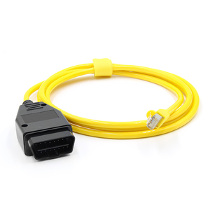 Image 2 - ESYS ENET USB كابل PSdZData V50.3 ل BMW F السلسله ESYS1 3 5 6 7 X3 التحديث الخفية البيانات E SYS ICOM الترميز ECU مبرمج ماسحة