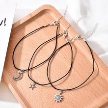 Ankle-Bracelets Jewelry Beach-Accessories Star Bohemian-Feet Fashion Women for Gifts