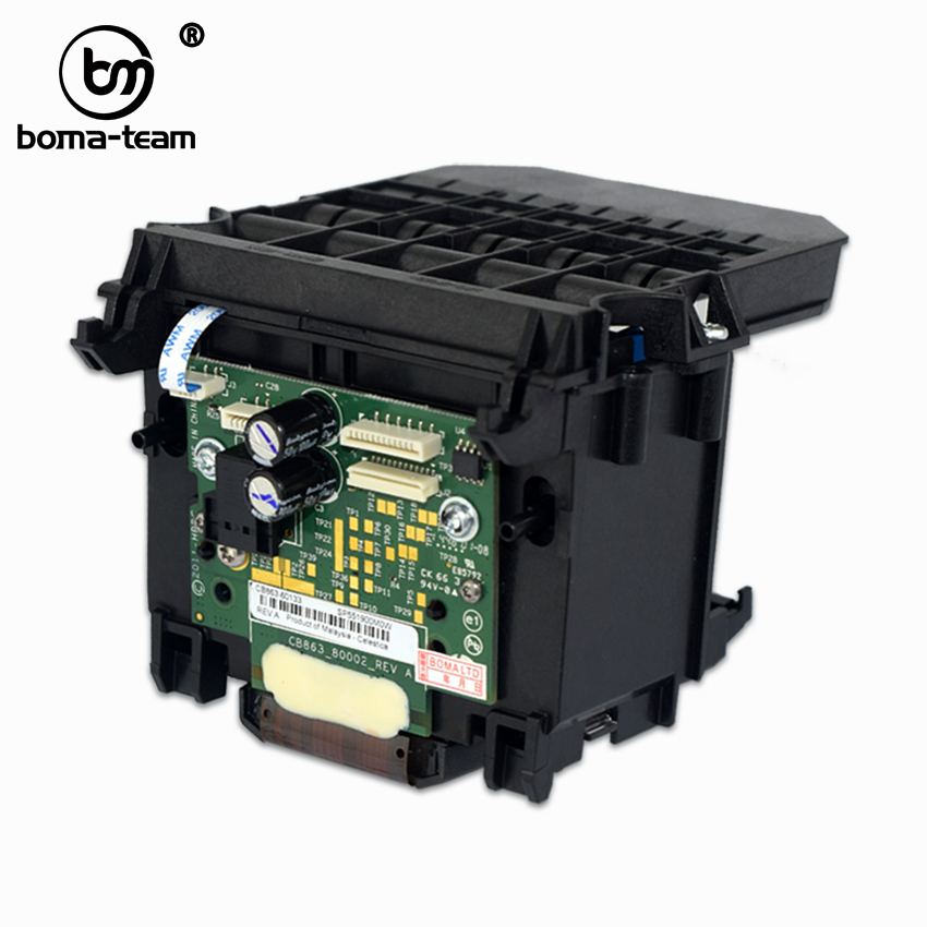 Printer Parts Original Print Head for HP 932 933 Printer for HP Officejet 6060 6100 6100e 6700 7600 for HP 932 933