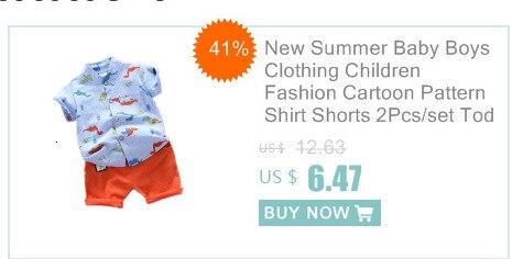 Meninos Camiseta Menina Dos Desenhos Animados Macacão