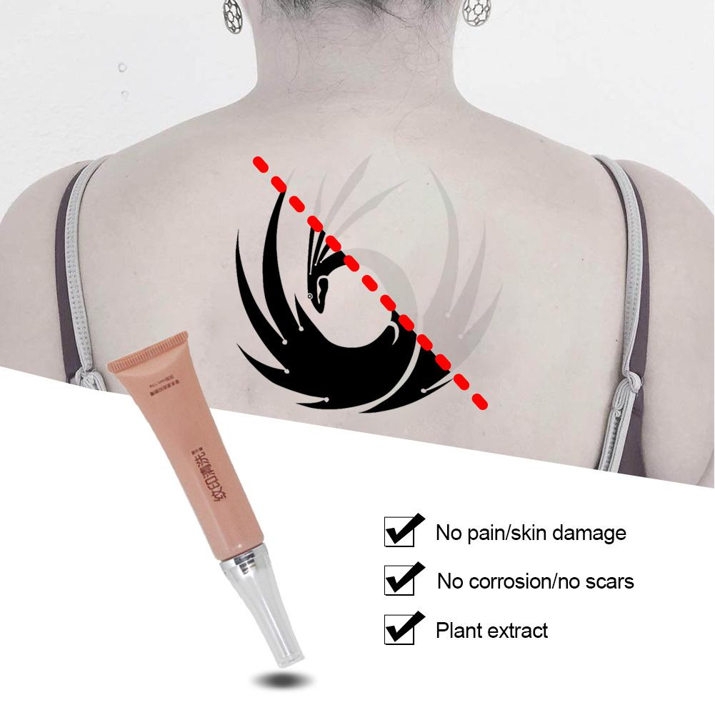 Tattoo Removal Cream Quick And Painless Printing Paste For Man Woman Natural Plant Extract Tattoo Removal Cream Quick Dry in Temporary Tattoos from Beauty Health