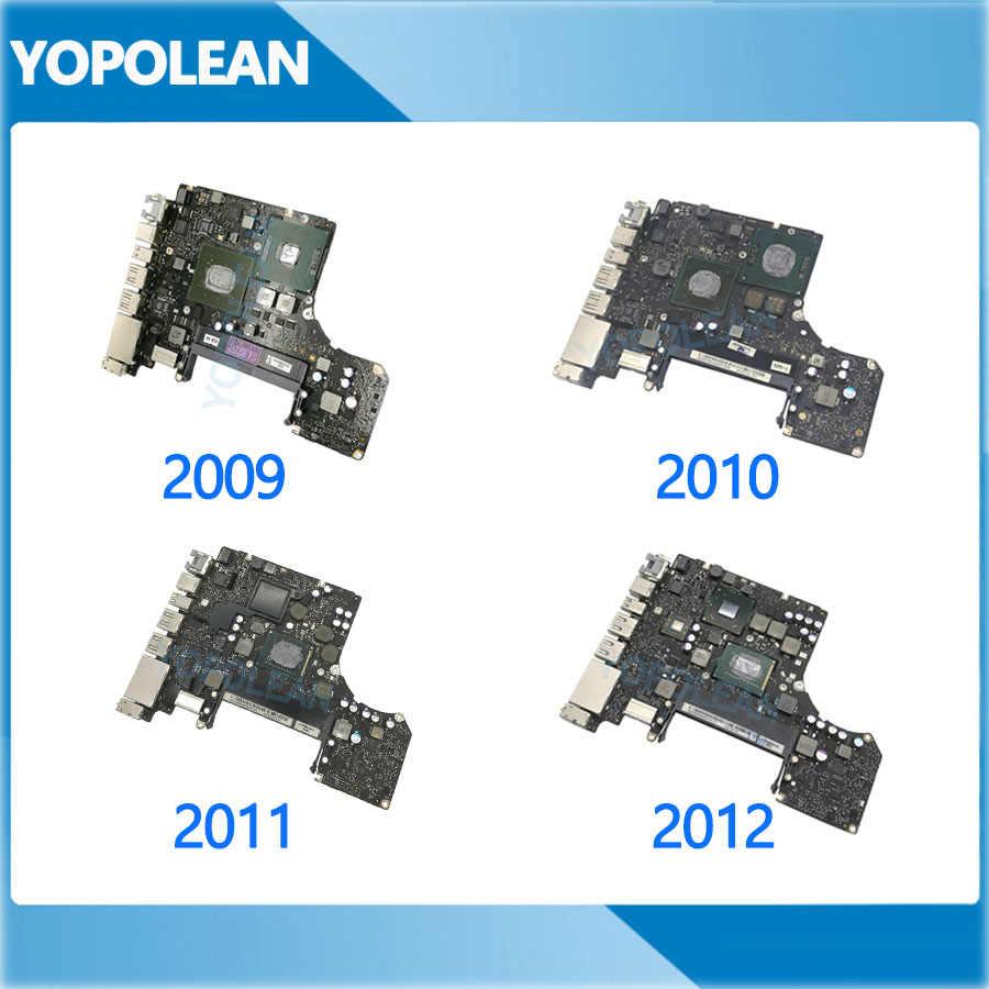 """Placa-mãe original para macbook pro 13 """"a1278, placa lógica 2009 2010 2011 2012 anos"""