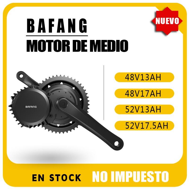 Bafang motor Bafang BBSHD BBS03 48V1000w stick motor medium motor ebike elektro-fahrrad conversion kit bbs03