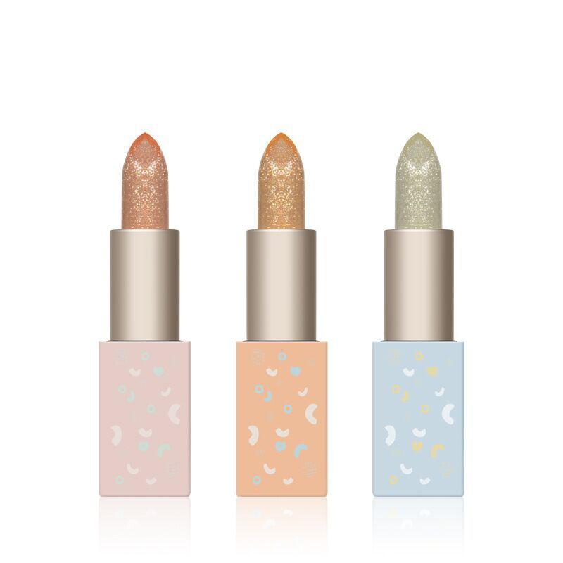 Kristall Gelee Lippenstift Magie Temperatur Farbwechsel Lippenstift Feuchtigkeitsspendende Lange Anhaltende Lippenstift Make-Up TSLM1