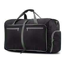 Туристическая спортивная сумка легкий складной чемодан с чехлом