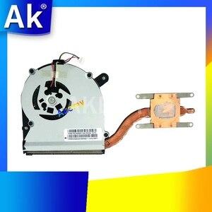 Радиатор охлаждения для ноутбука For Asus S400 S400C S400CA, радиатор для ноутбука, бесплатная доставка
