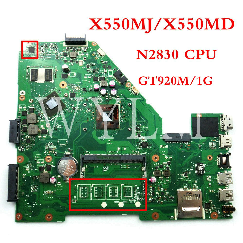 CPU Cooling Cooler Heatsink For Asus X550CC X550C X552E Y581C X552V Radiator