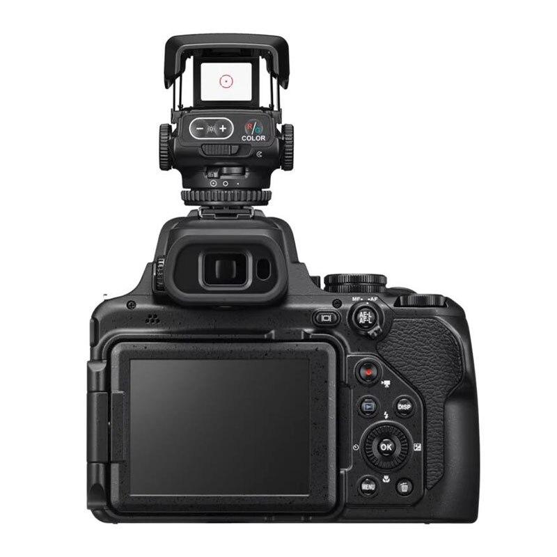New Dot Sight DF-M1 For Nikon D3 D3X D3S D4 D4S DF D5 D500 D610 D750 D810 D850 D800 D3400 D5600 D7200 D7500 P1000 Z6 Z7 Camera