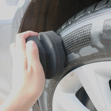 TIOODRE Автомобильная полировальная губка для воска поролоновая губка Автомобильная подушечка-аппликатор мягкая устойчивая к царапинам высокая плотность воска ручной прочный