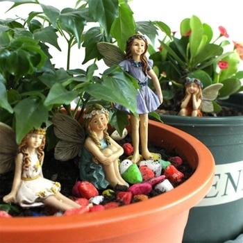 Fée de jardin