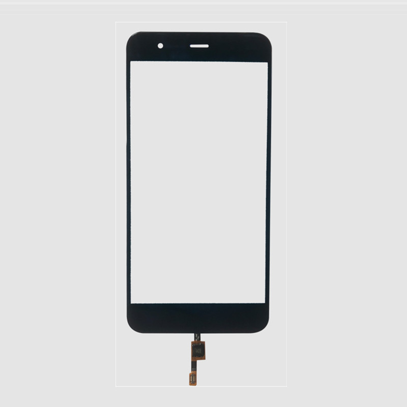 Mi6 Xiaomi6 Outer Screen For Xiaomi Mi 6 Digitizer Sensor Front Touch Panel LCD Display Out Glass Cover Repair Replace Parts