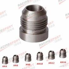 AN4 AN6 AN8 AN10 AN12 AN16 Мужская мягкая сталь сварка на фитинге