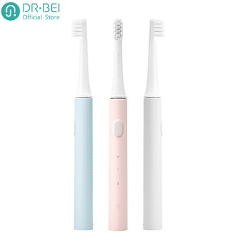 DR.BEI Sonic Electric Toothbrush T100 Rechargeable IPX7 Waterproof Dientes Ultrasonic Teeth Clean Toothbrush Oral Care Xiami