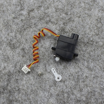 1.9G Plastic Servo for Wltoys V966 V911S V977 V930 V931 XK K110 K124 A600 A430 A800 RC Helicopter Parts Accessories