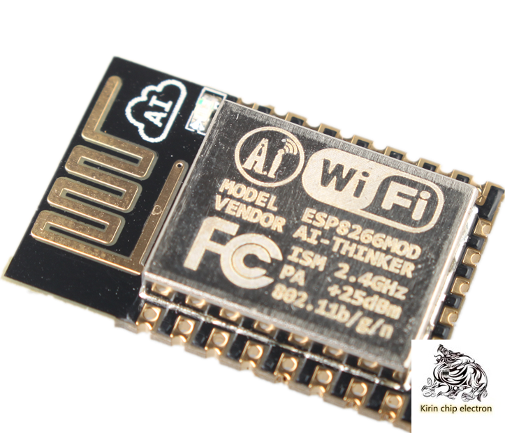 1PCS/LOT WiFi Module ESP8266 Serial Port To WiFi / Wireless Transmission / Industrial / Anshinke ESP-1PCS/LOT WiFi 2