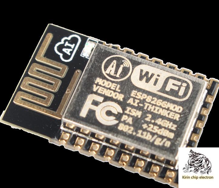 1PCS/LOT WiFi Module ESP8266 Serial Port To WiFi / Wireless Transmission / Industrial / Anshinke ESP-1PCS/LOT WiFi 2