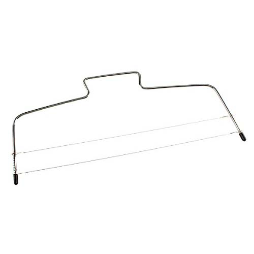 NEW-Double Wire Stainless Steel Cake Compartment Divider