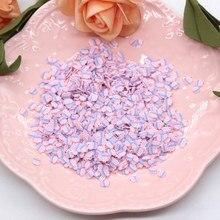 Kscraft bonito bolo lantejoulas para diy cartão de fazer enfeites de artesanato de papel