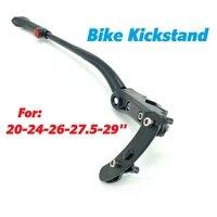 MTB Mountainbike Ständer 20 24 26 27,5 29 Zoll Stehen City Road Fahrrad Verstellbare Universal Fahrrad Ständer Aluminium Legierung